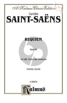 Requiem Op.54 (Soli-Choir-Orch.)