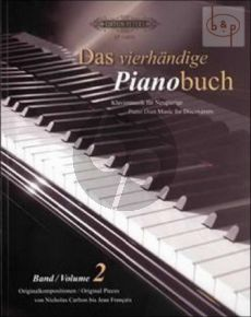 Vierhandiges Pianobuch Vol.2 (Original Pieces from Nicholas Carlton to Jean Francaix)