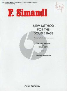 New Method for the Double Bass Vol.2