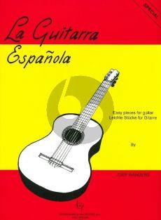 Wanders La Guitarra Espanola Guitar Solo (Easy Pieces - Grade 1 - 2)