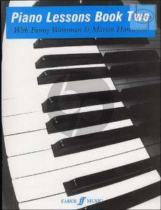 Piano Lessons Vol.2