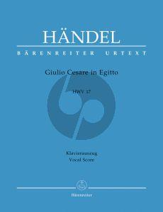 Giulio Cesare in Egitto HWV 17 (Opera Tre Atti)