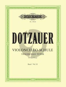 Dotzauer Cello Schule vol.2