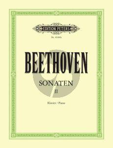 Beethoven Sonaten Vol.2 Piano (edited by Claudio Arrau and Lothar Hoffmann-Erbrecht)