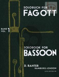 Solobuch fur Fagott Vol.1