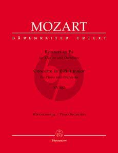 Mozart Concerto E-flat Major KV 482 (No.22)