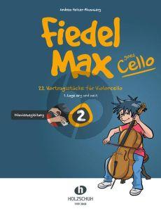 Holzer-Rhomberg Fiedel-Max goes Cello 2 Klavierbegleitung