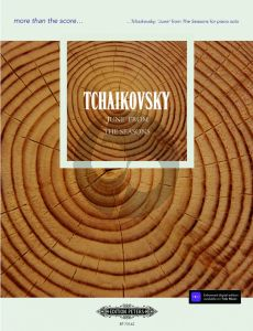 Tchaikovsky June Op.37a No.6 (from The Seasons) Piano solo (edited by Daniel Grimwood)