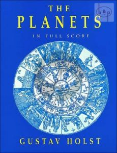 Holst The Planets Op. 32 Full Score