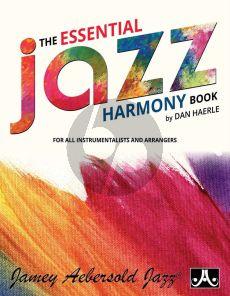 Haerle The Essential Jazz Harmony Book