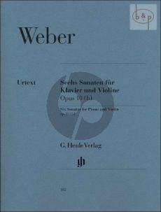 6 Sonaten Op.10(b)