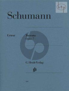 Toccata Op.7 (Fassungen 1830 & 1834)
