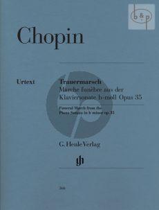 Trauermarsch (Marche Funèbre) (from Sonata Op.35) (ed. Ewald Zimmermann)