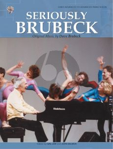 Brubeck Seriously Brubeck for Piano (Original Music by Dave Brubeck) (edited by Gail Lew and John Salmon)