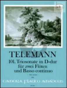 Triosonate D-dur TWV 42:D16