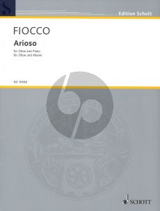Fiocco Arioso (Bent/O'Neill)
