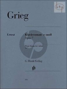 Sonate e-moll Op.7