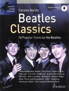 Beatles Classics (16 Popular Beatles Tunes) Piano)