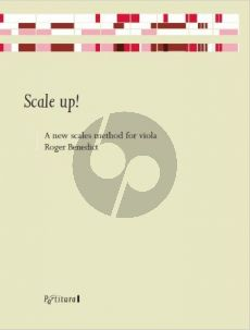 Benedict Scale up! A new scales method for viola