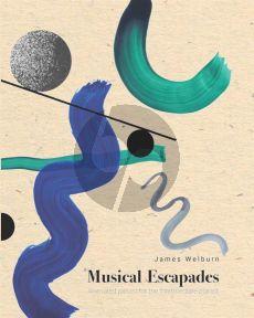 Welburn Musical Escapades for Piano solo