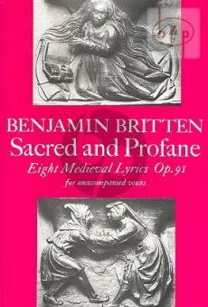 Sacred & Profane Op.91