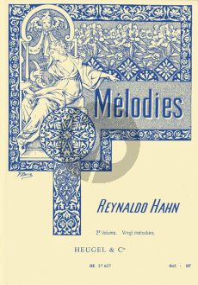 Hahn 40 Melodies Vol.2 (20 Melodies) (Original Keys)