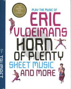 Vloeimans Horn of Plenty for Trumpet/Clarinet Deel 1 (Bk-Cd)