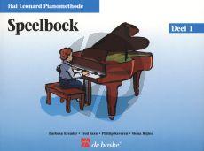 Piano Methode Vol.1 Speelboek (Alleen het Boek) (Barbara Kreader - Fred Kern - Phillip Keveren)