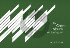 The Green Album Hits for Organ II (Helmut Völkl)