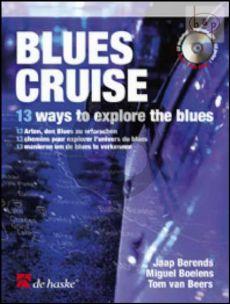 Blues Cruise (Trombone) (Bass and Treble Clef)