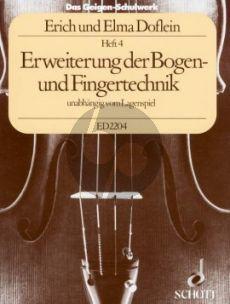 Geigen-Schulwerk Vol.4