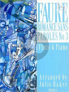 Romance sans paroles No.3