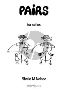 Nelson Pairs for 2 Cellos (Easy Duets for Groups to Play)