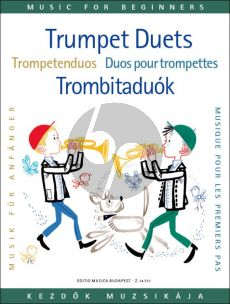 Trumpet Duets for Beginners (transcr. Péter Perenyi)