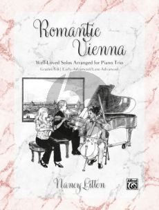 Romantic Vienna for Piano Trio (Score/Parts) (arr. Nancy Litten)