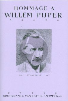 Hommage a Willem Pijper Piano (with Henkemans Epiloloque for Flute)