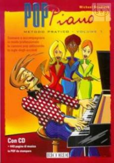 Pop Piano Vol.1 (Metodo Pratico)