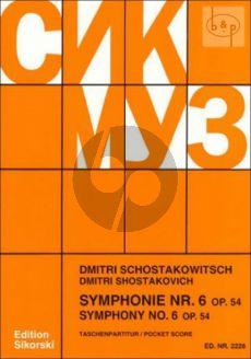 Symphony No.6 Op.54
