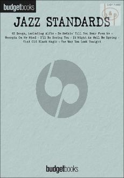Budgetbooks Jazz Standards
