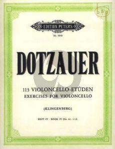 Etuden Vol.4 (Nos.86 - 113)