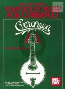 Mandolin Music for Christmas