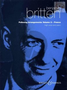 Folksong Arrangements Vol.2