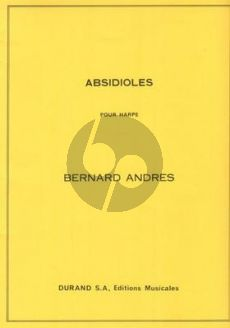 Andres Absidioles pour Harpe