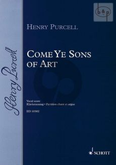 Come Ye Sons of Art (Ode for the Brithday Queen Mary 1694)