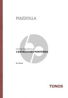 Piazzolla Estaciones Portenas