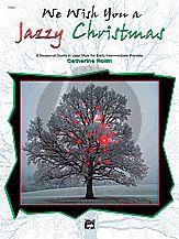 Rollin We Wish You a Jazzy Christmas (Early Intermediate )