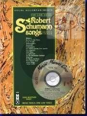 Songs Low Voice (German Lieder) (Bk-Cd)