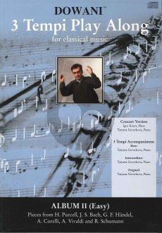 Dowani Album Vol.2 (Easy) (Solo Part-CD) (Dowani)