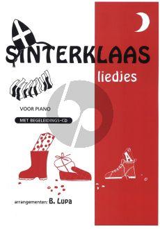 Sinterklaasliedjes (Piano) (Bk-Cd) (Lupa)